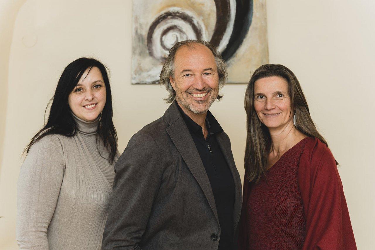 Hagg Meister Pelwecki Isysakademie-Team